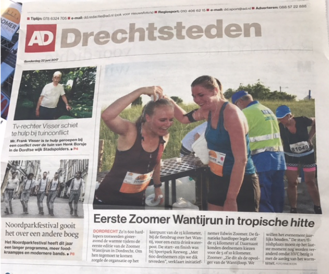 Zoomer Wantijrun Dordrecht